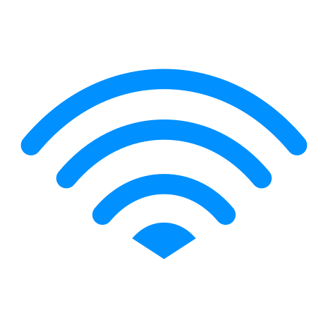 Wifi freely available